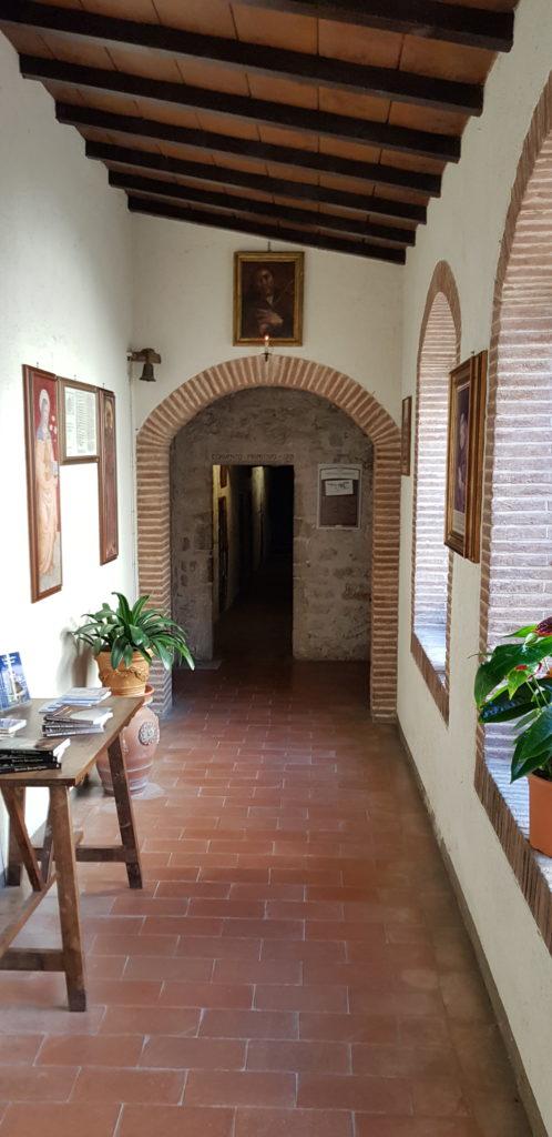 Convento attuale